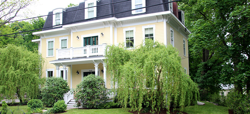 166 Highland St., Fort Hill, Boston, MA