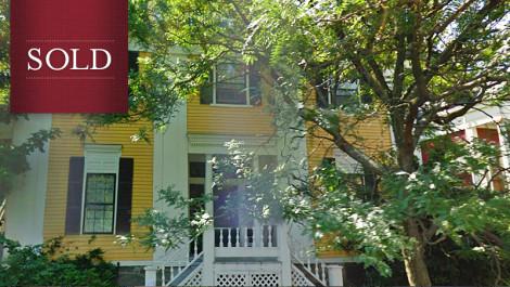 48 Centre St., Fort Hill, Boston, MA
